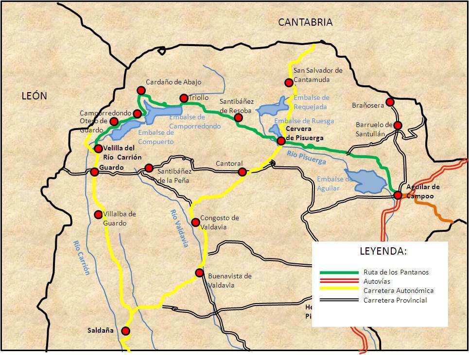 File Mapa Ruta De Los Pantanos Jpg Wikimedia Commons