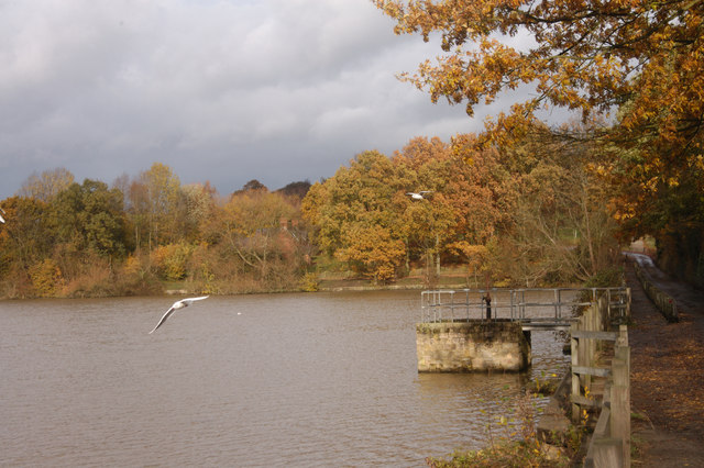 Mapperley Reservoir - geograph.org.uk - 1041723