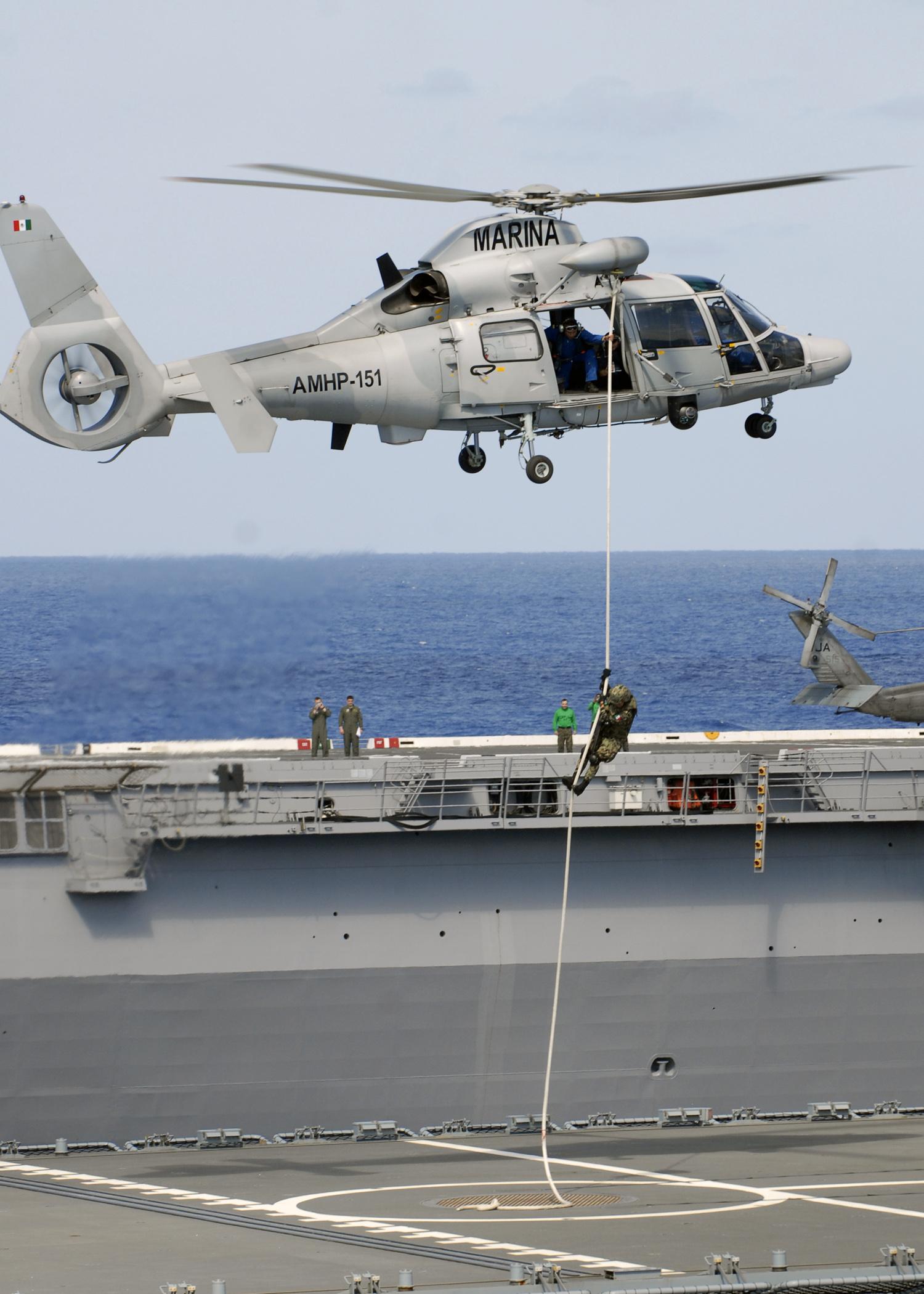AS565 Panther  SEMAR Marina-Panther-Unitasgold2009