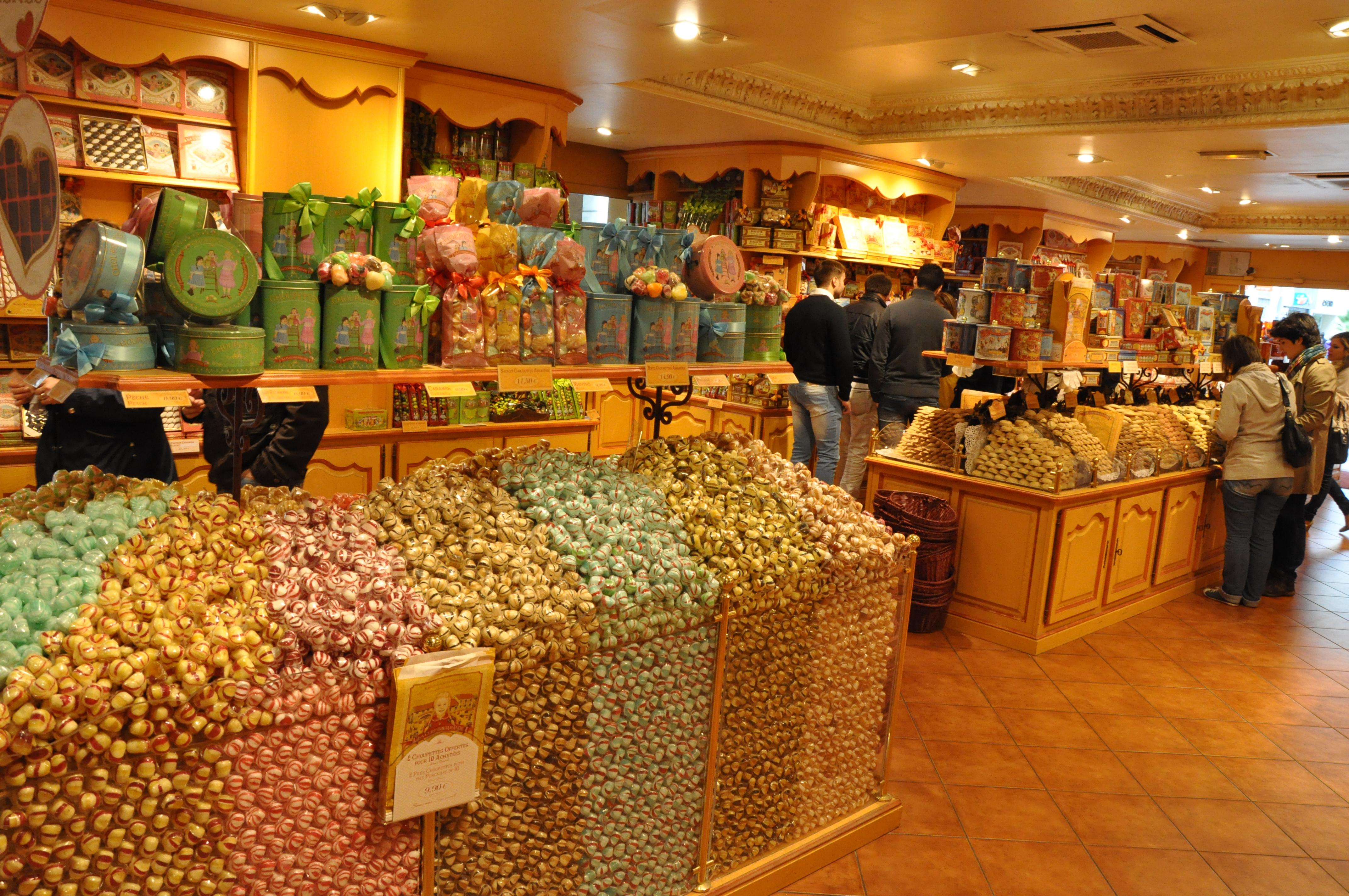 File marseille france confectionnary shop la cure - France 3 cuisine gourmande ...