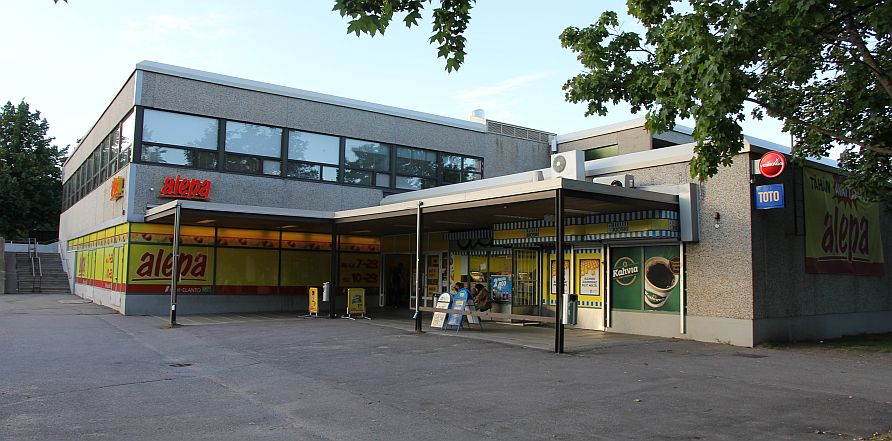 Martinkeskus – Wikipedia