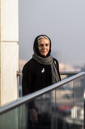 مریم بوبانی در سی و پنجمین جشنواره فیلم فجر
