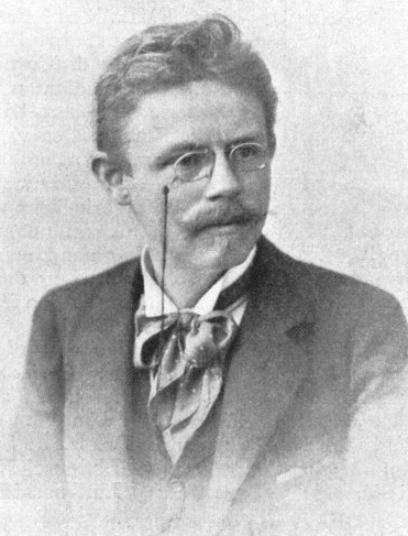 Max Halbe 1900