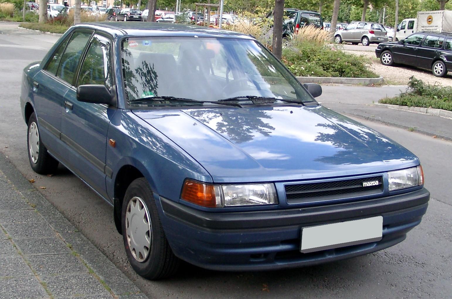 Mazda 323 BG – Wikipedia