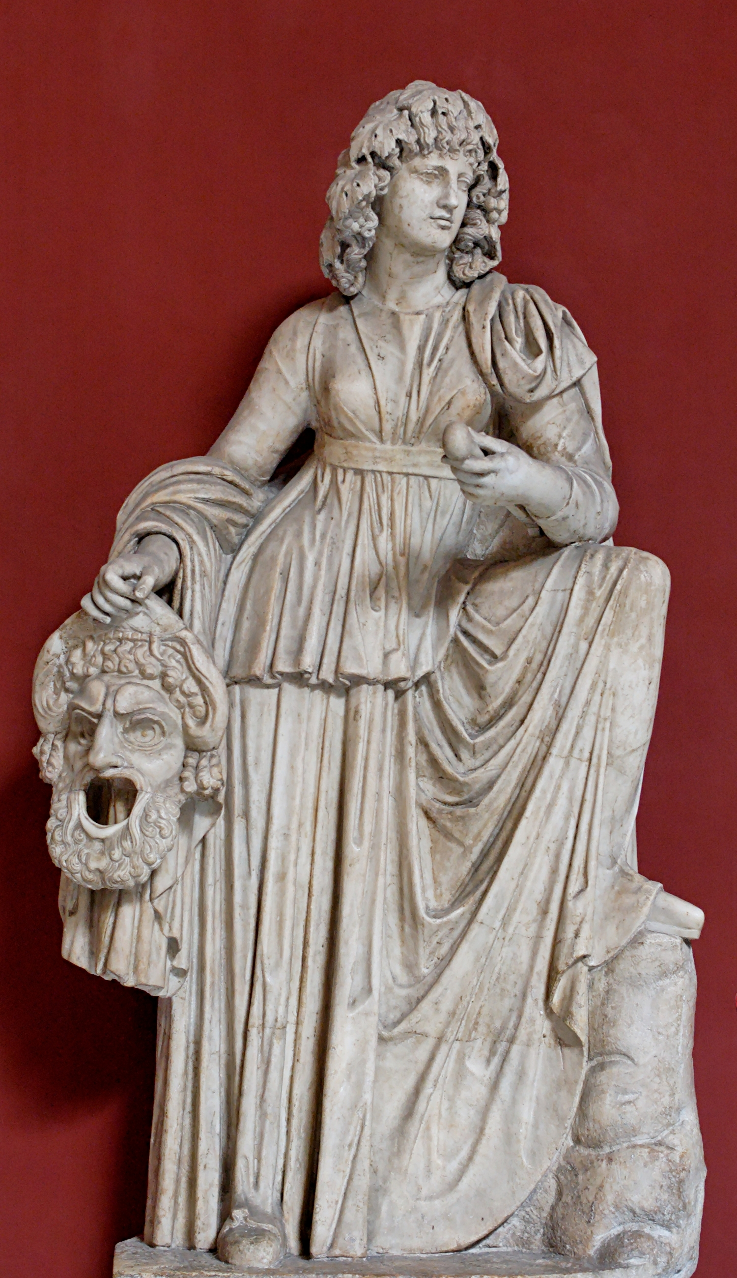 Melpomene (mitologia)														Oh no, there's been an error