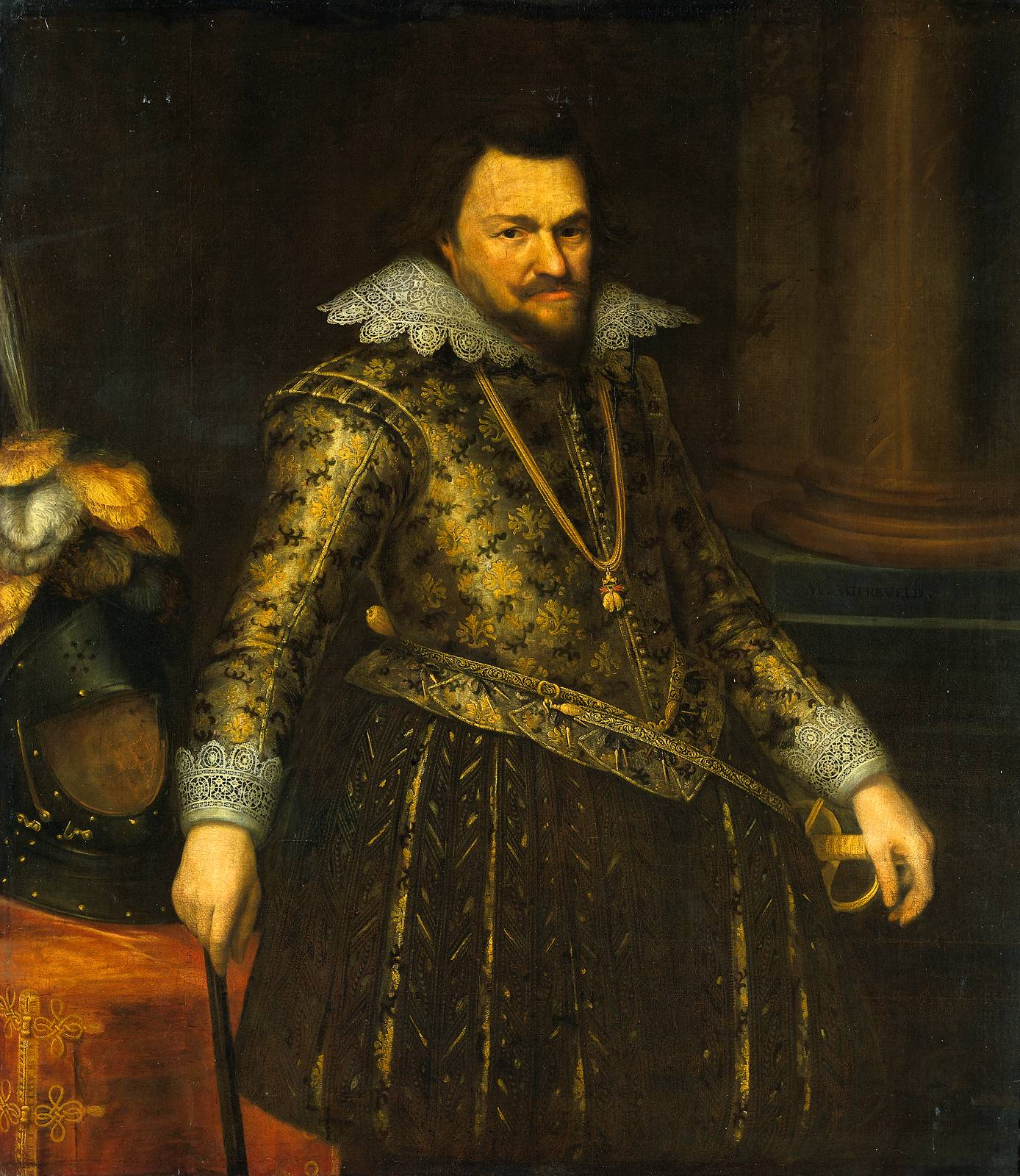 william of orange married mary