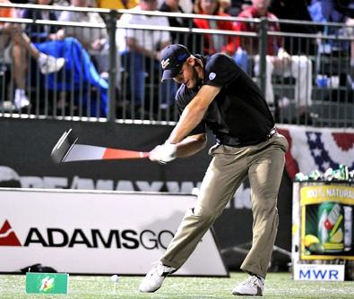 All clear, amateur contest golf apologise