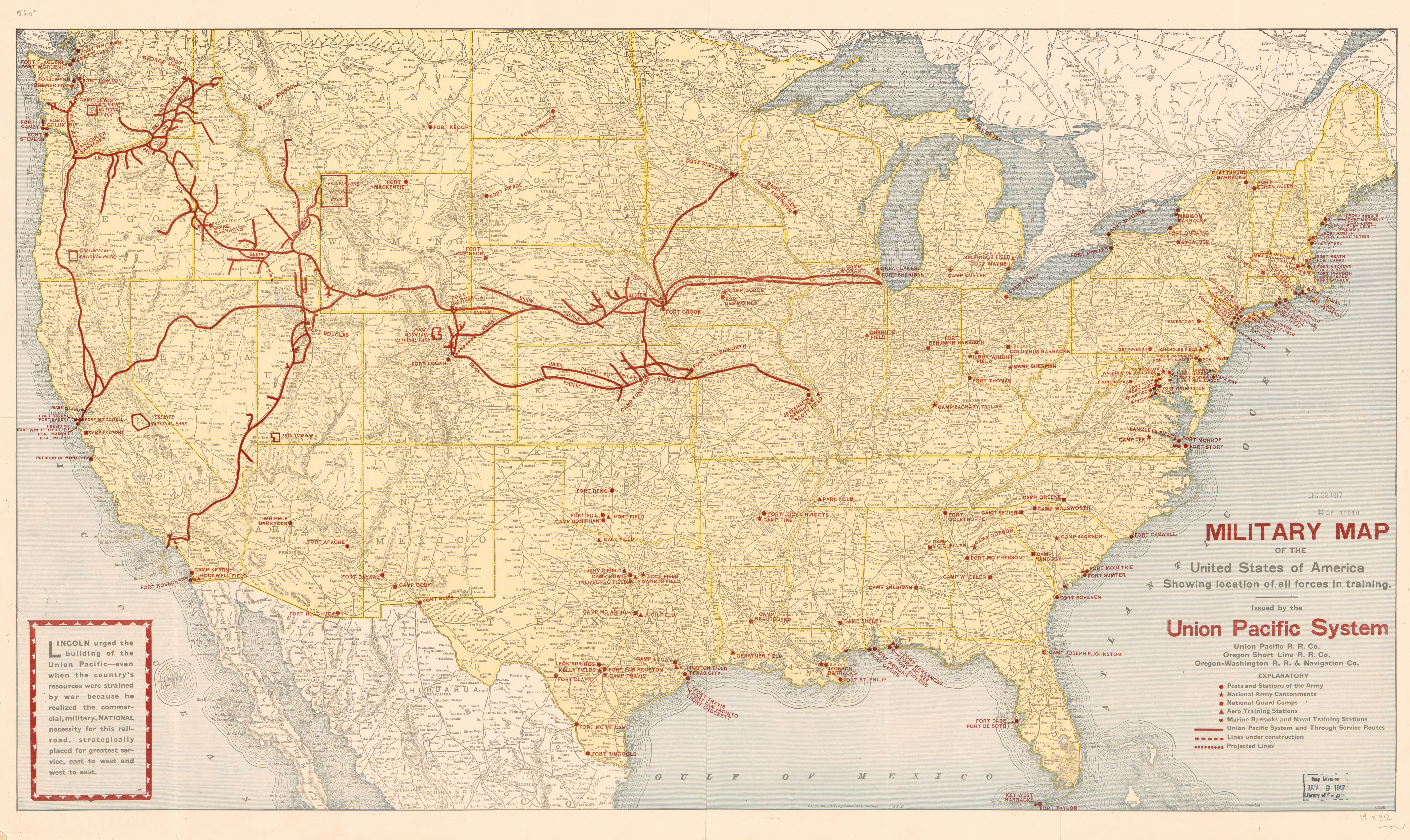 File:Military map of the United States of America - showing ...