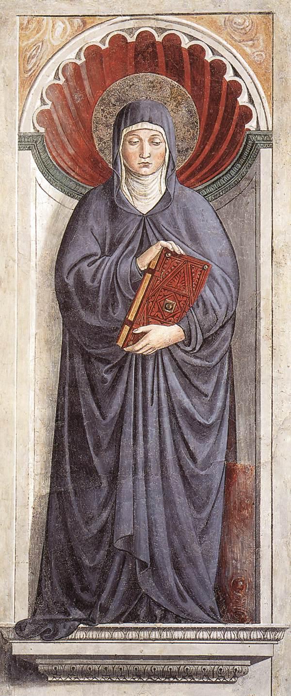 Blessed Catherine de St