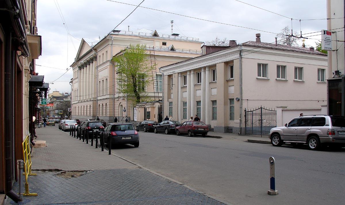 Клуб г москва с улицами и домами подпольные клубы бойцовские в москве
