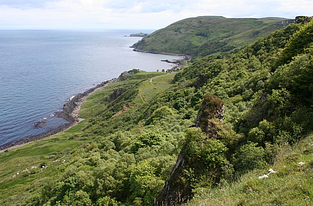 Murlough Bay - geograph.org.uk - 471413