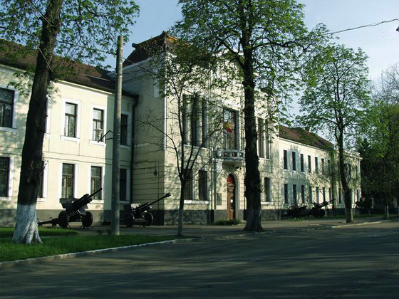 Fişier:Muzeul Militar Oradea.jpg