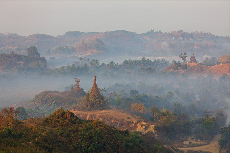 Sacred Sites of Burma