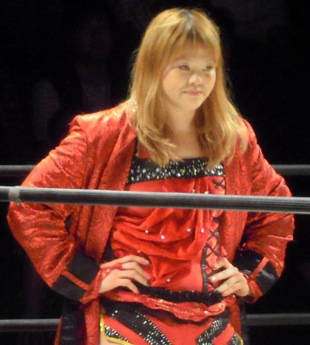 豊田真奈美(女子プロレスラー)の若い頃が綺麗で結 …