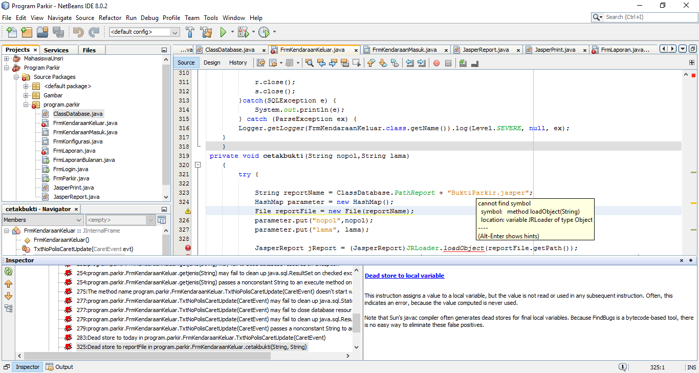 File:NetBeans IDE 8 0 2, debugging a Java app png