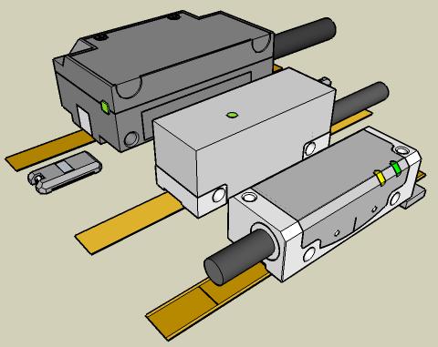 Optical Encoders on Zenith Motion Sensor Wi…