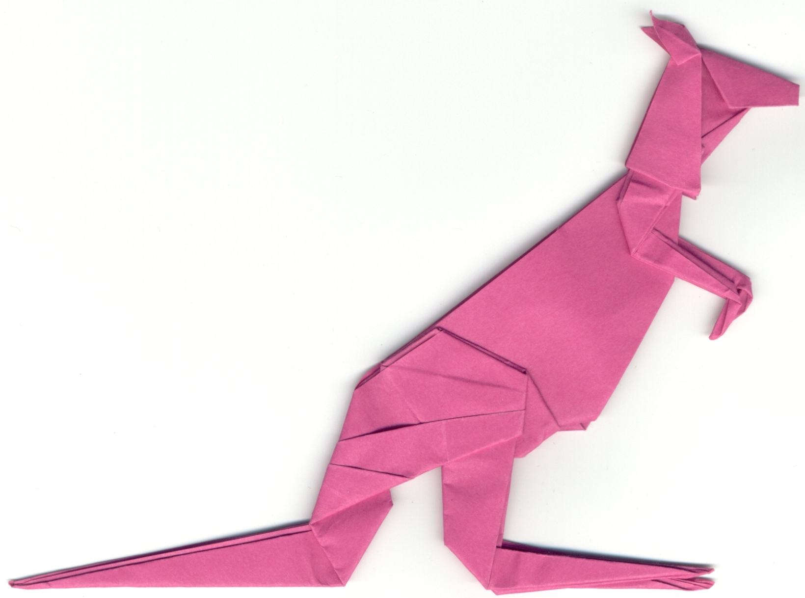 fileorigami kangaroojpg wikimedia commons