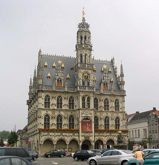 Oudenaarde Town Hall - Wikipedia