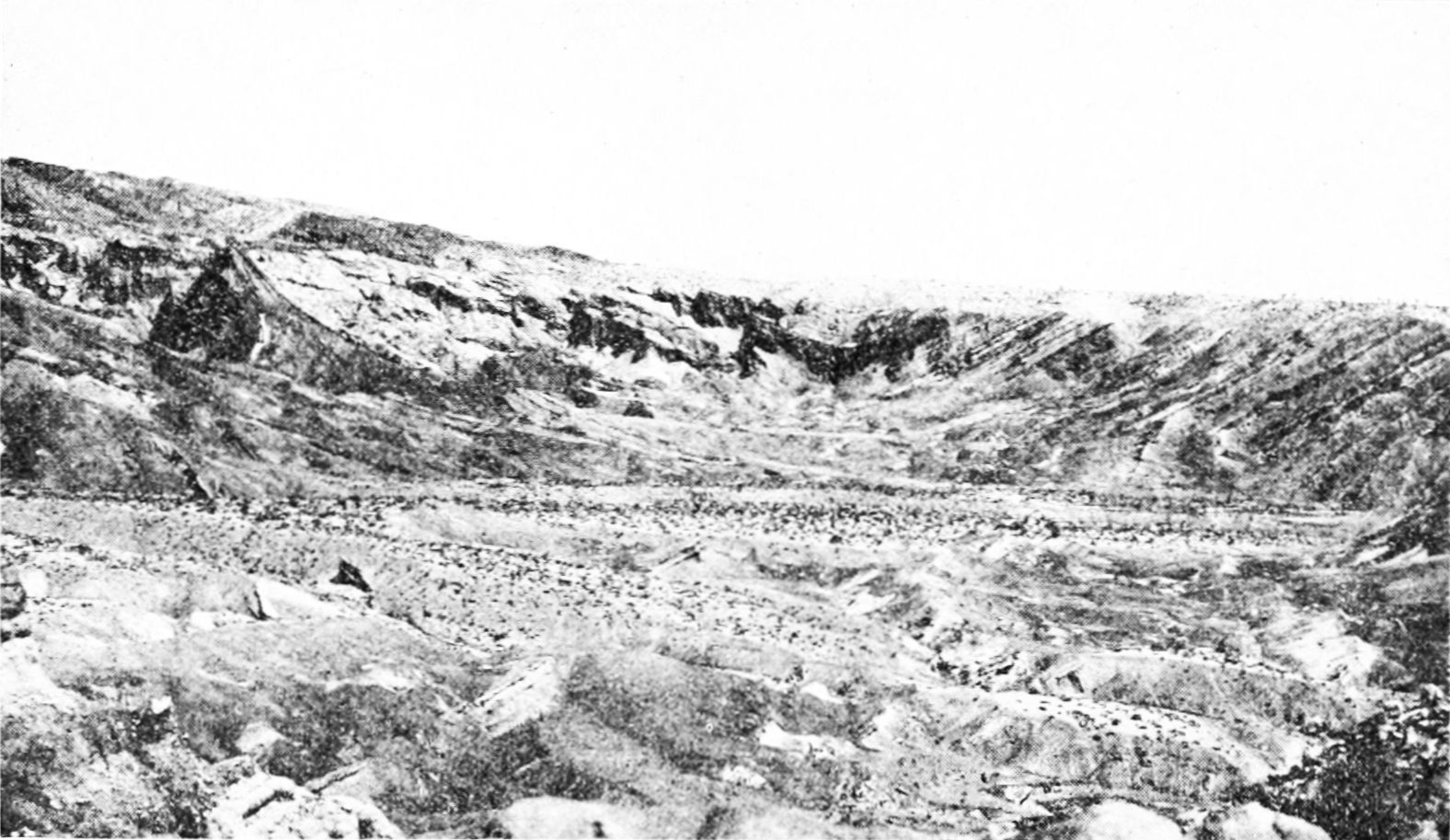 PSM V86 D254 Folded and faulted strata north of barstow.jpg