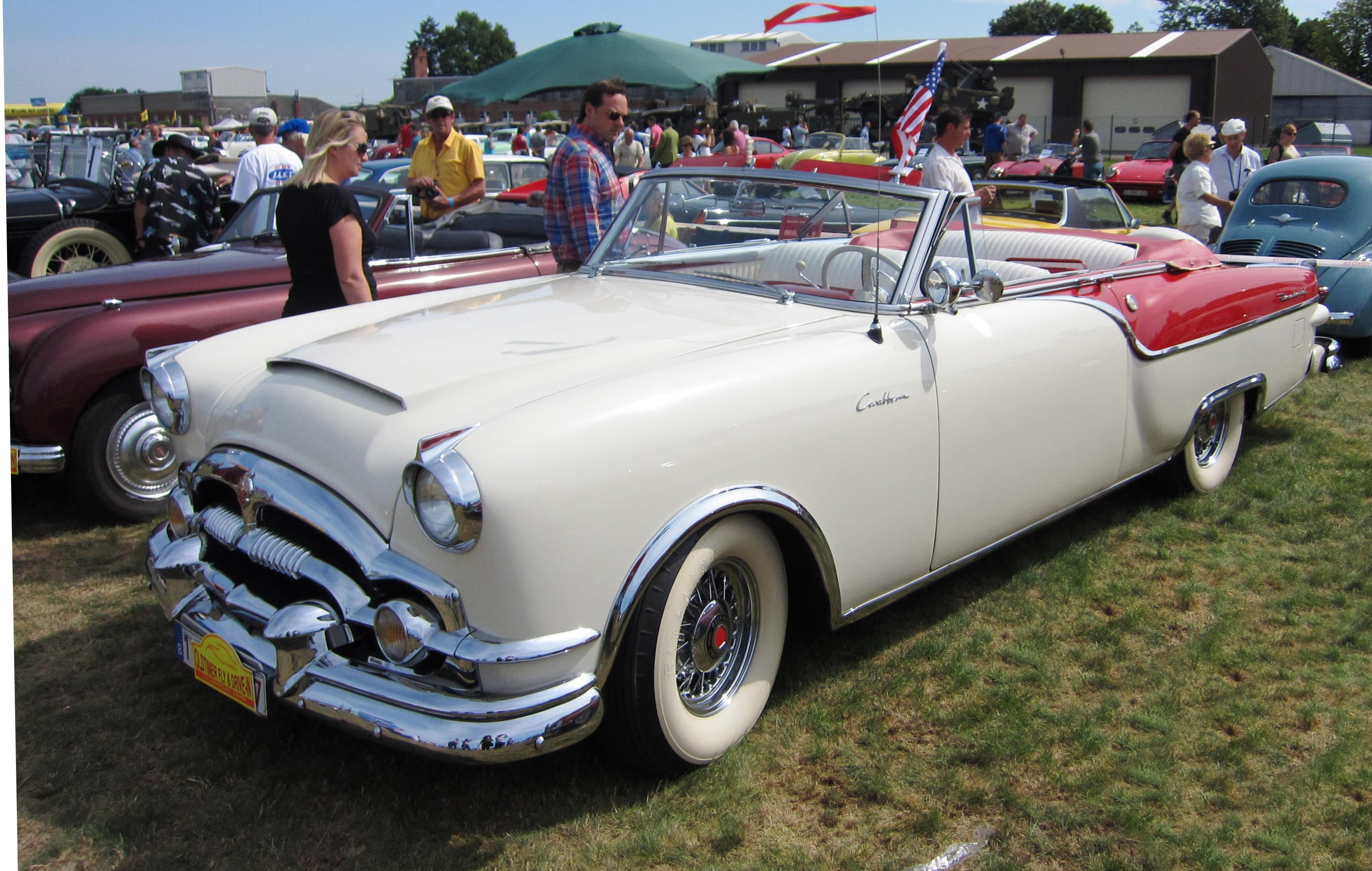 Packard Motor Car Building Rent