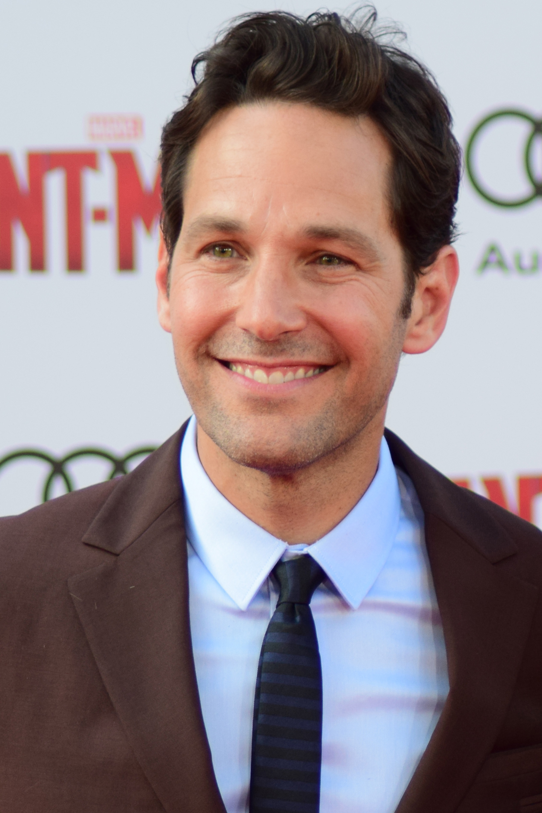 Paul Rudd during World Premiere of Ant-Man