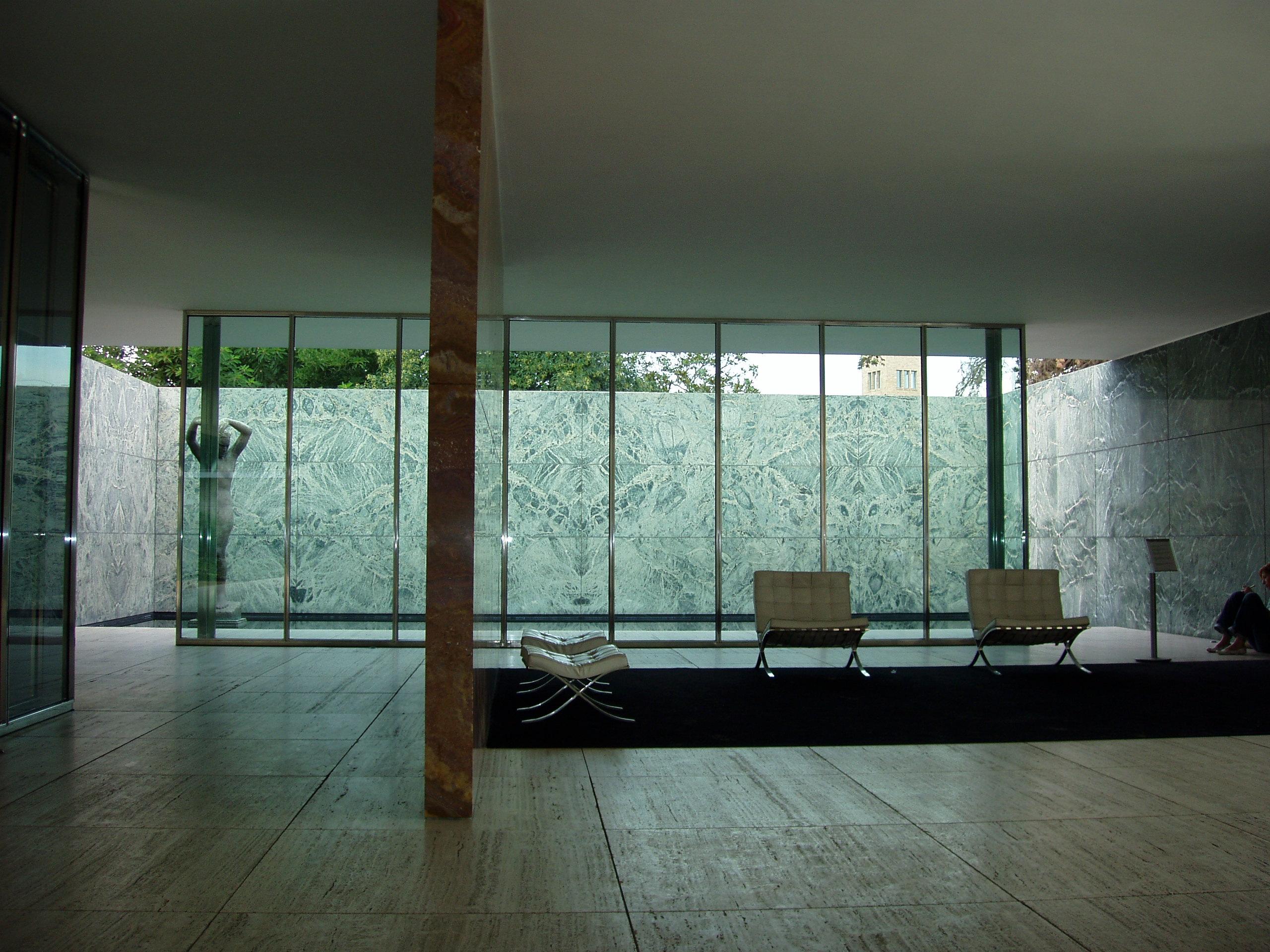 Barcelona pavillon – wikipedia