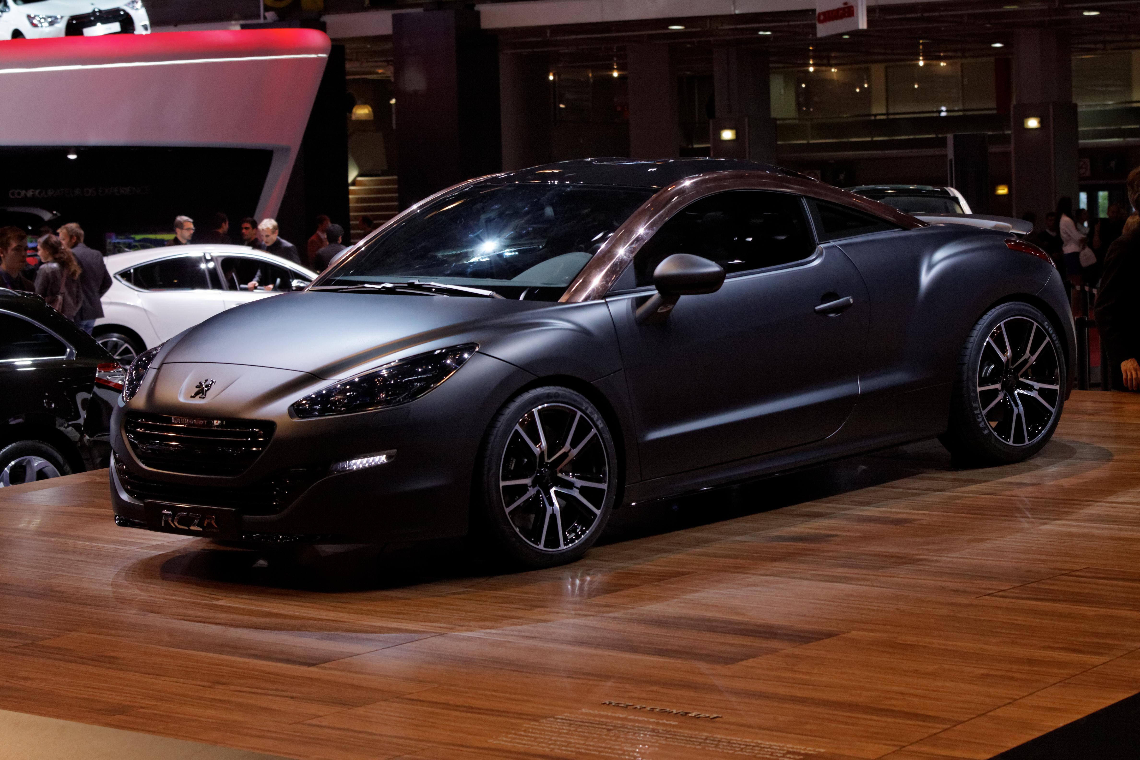 file:peugeot - rcz r - mondial de l'automobile de paris 2012 - 002