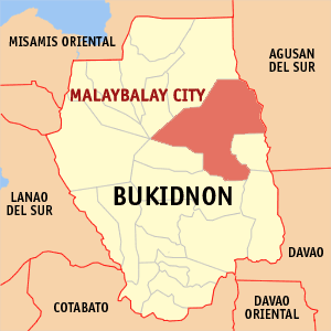 Fil:Ph locator bukidnon malaybalay.png