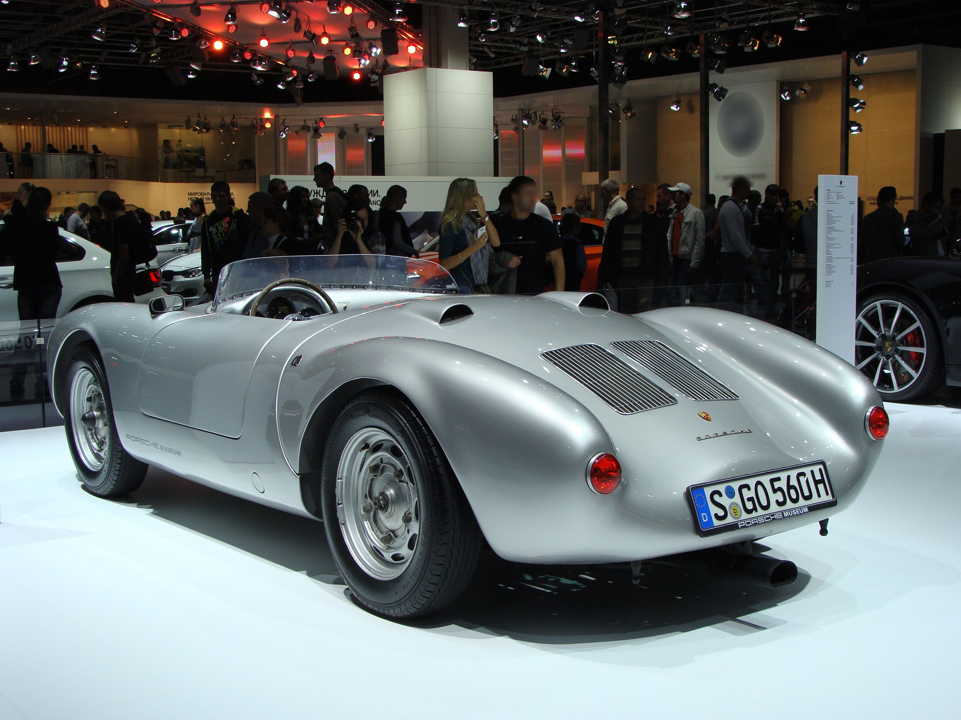 File Porsche 550 A Spyder On Mias 2012 Rear View Jpg