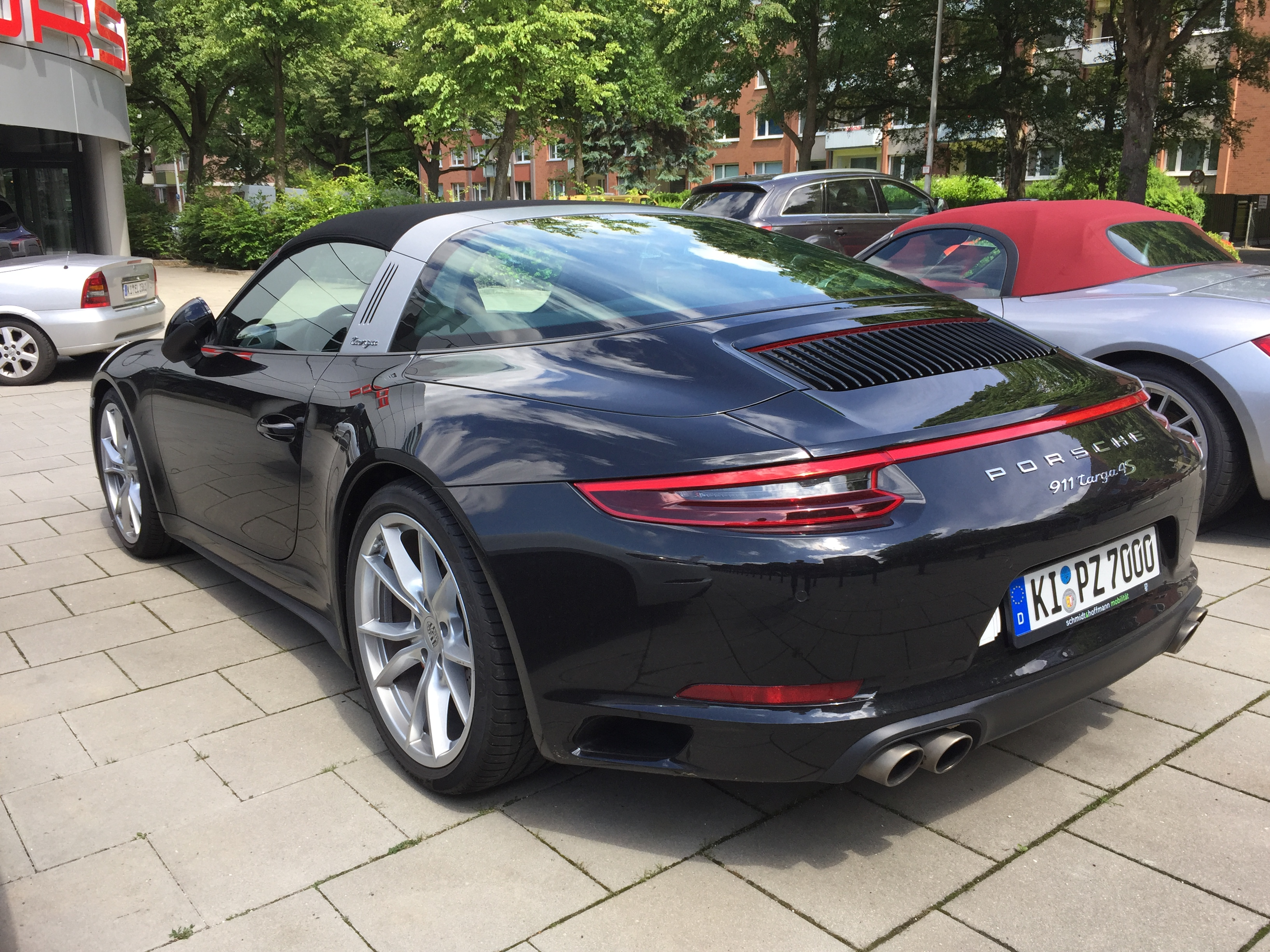 Fileporsche 991 targa heckg wikimedia commons fileporsche 991 targa heckg sciox Image collections