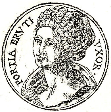 a comparison of the characters of portia and calpurnia in act two of julius caesar The relationship between caesar and calpurnia and brutus and portia  act ii, julius caesar: comparison of relationship  female characters such as portia the.