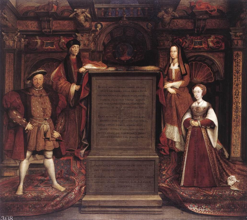 henry viii pt 2 Today i found out about the last three wives of king henry viii: anne of cleves,  kathryn howard, and katherine parr we last left off with king.