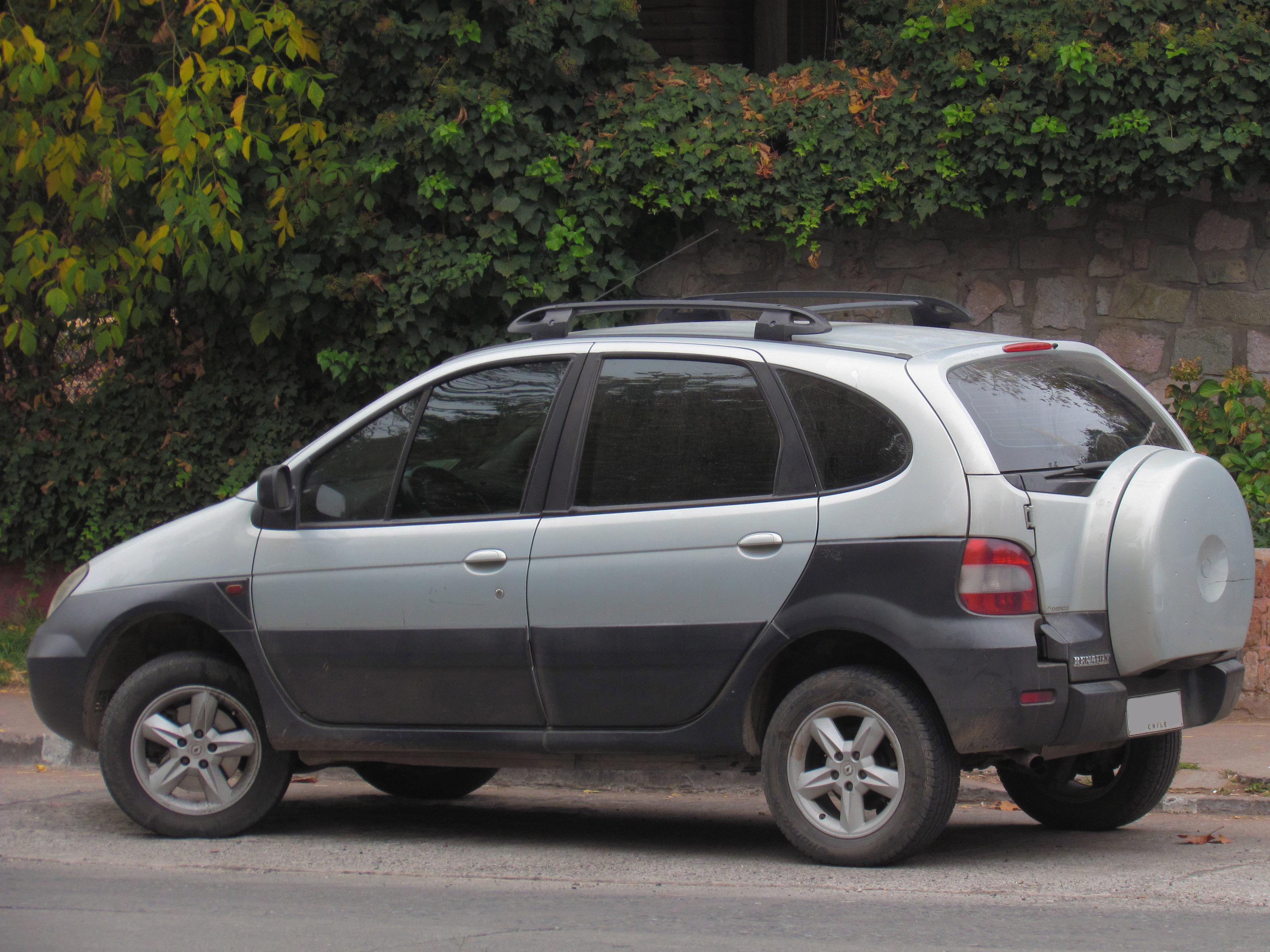 Renault scenic 2003 problems