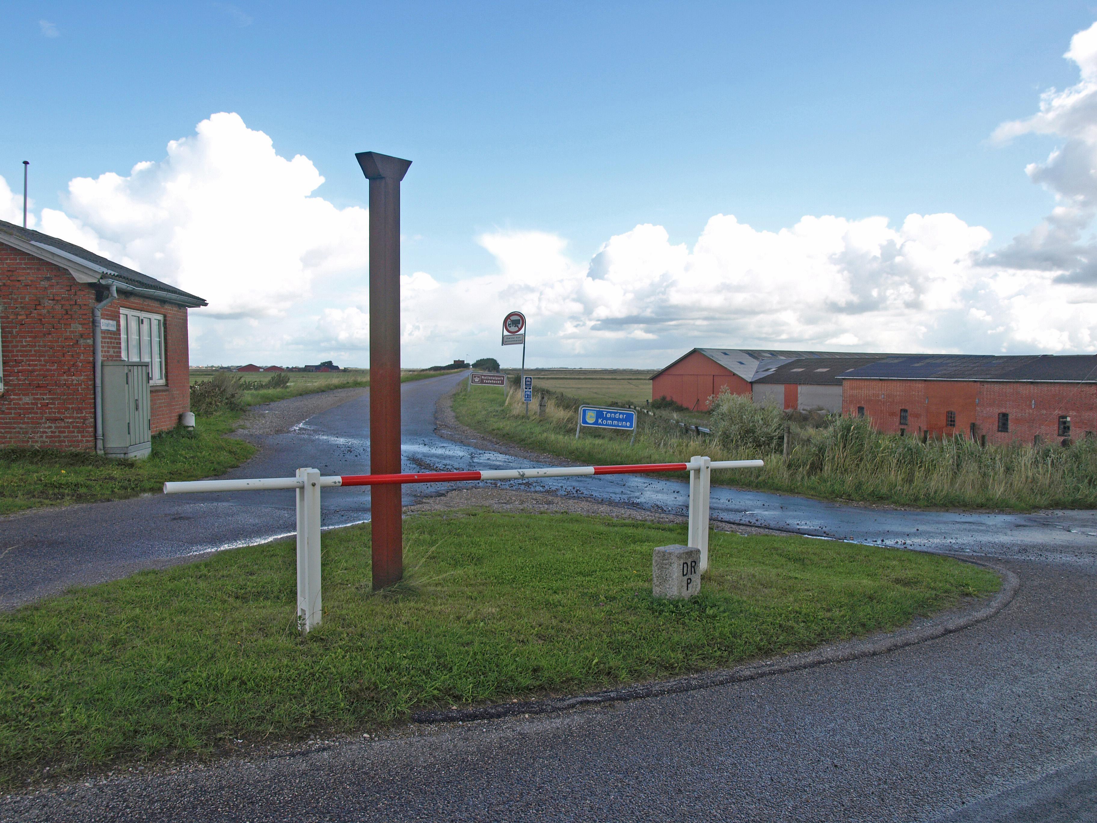 Grenze Zwischen Danemark Und Deutschland Wikipedia