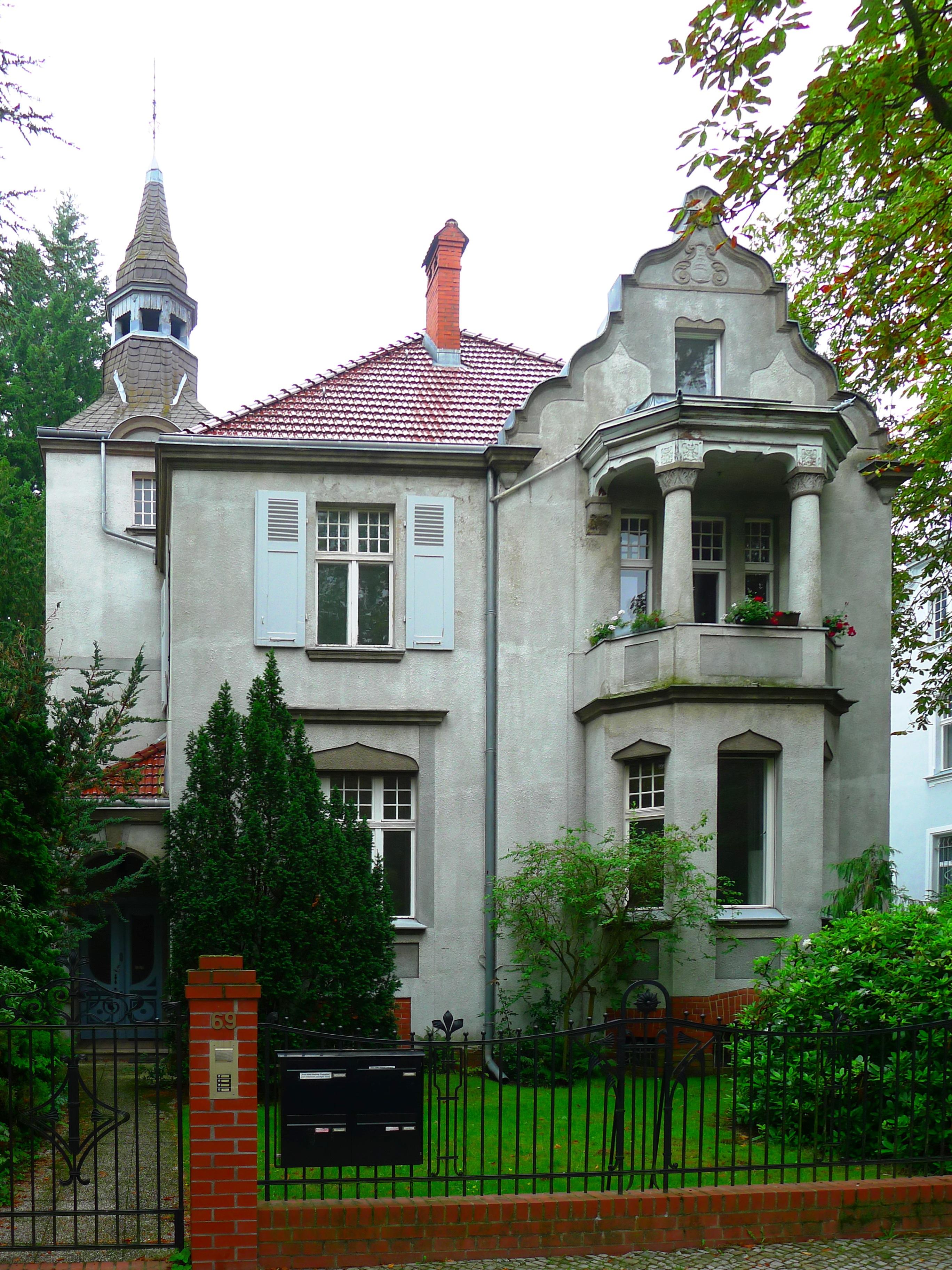 Datei Ringstra E 69 Berlin Lichterfelde Jpg Wikipedia