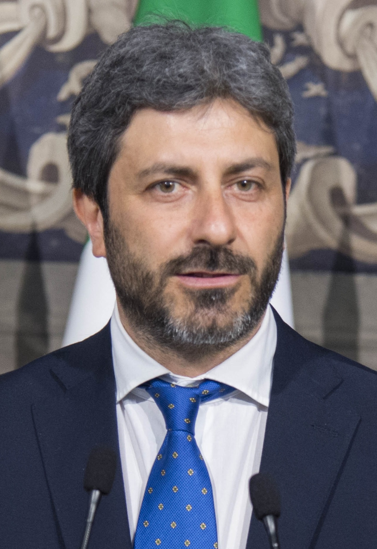 Roberto fico wikipedia for Presidente movimento 5 stelle