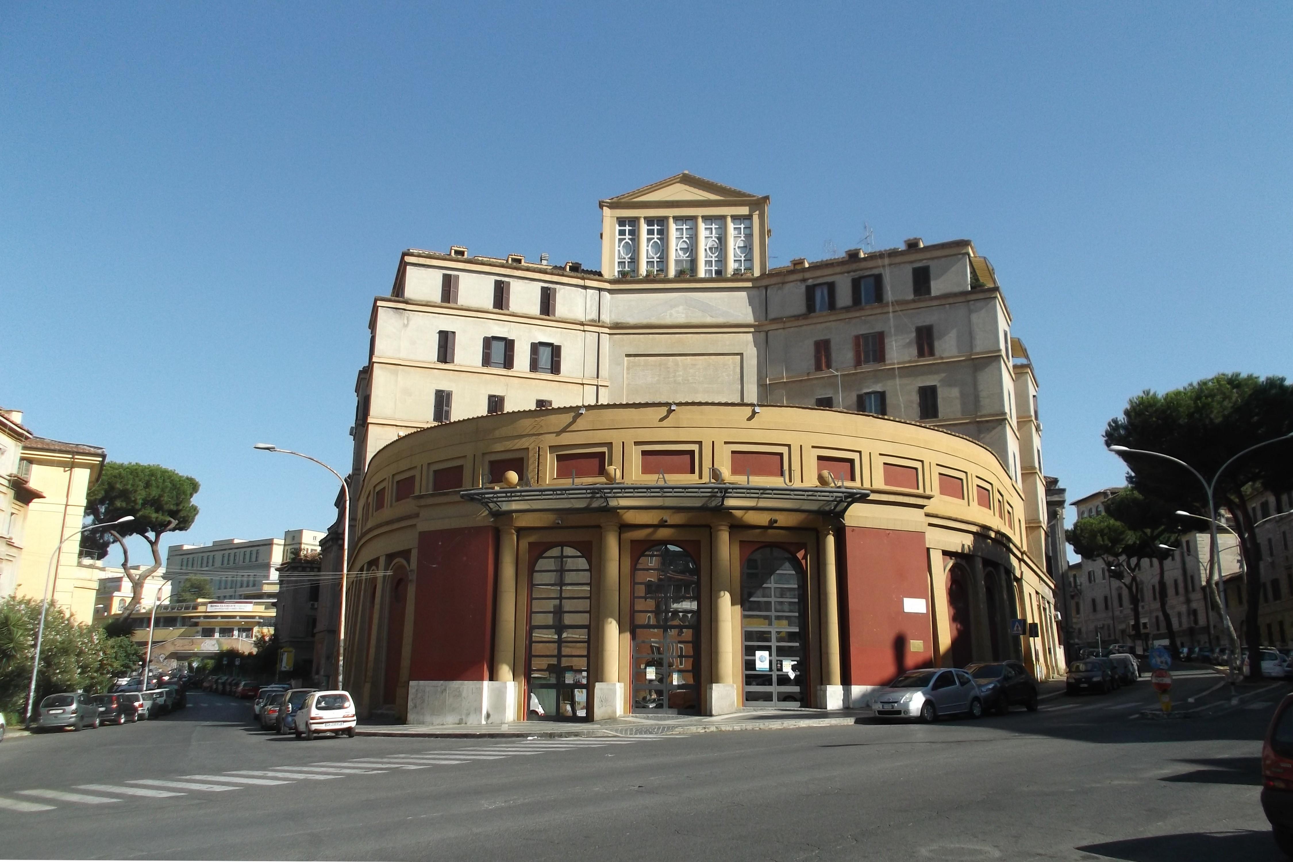 Roma Garbatella teatro Palladium