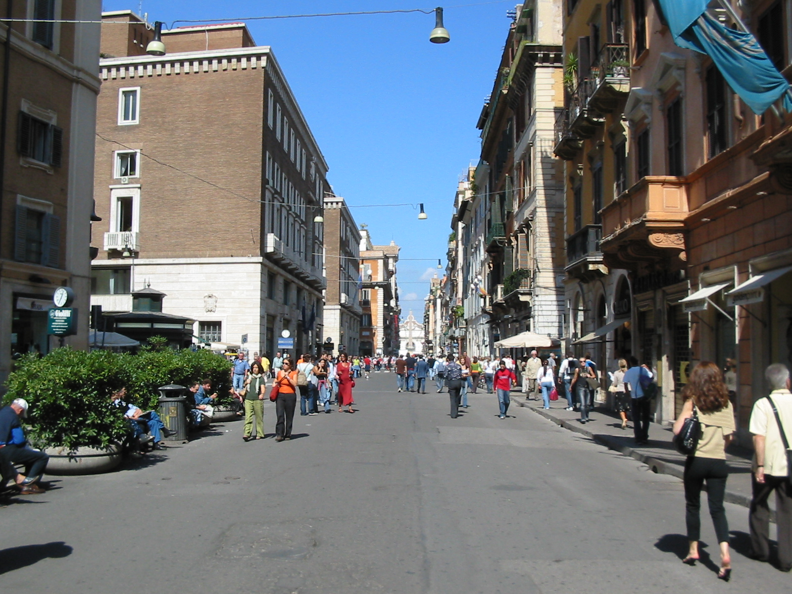 File rome via del corso wikimedia commons for Mac roma via del corso