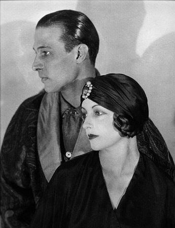 Αποτέλεσμα εικόνας για the wife of Rodolfo Valentino