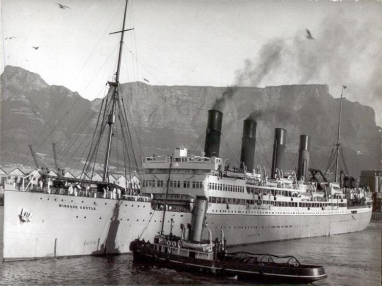 RMS Windsor Castle (1921)
