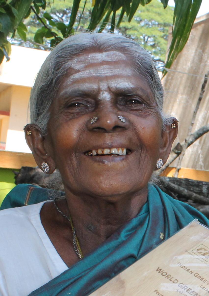 Saalumarada Thimmakka - Wikipedia