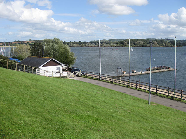 Sailing Club, Chew Valley Lake - geograph.org.uk - 1466997
