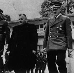 Salzburg Conference Conference between Nazi Germany and Slovakia, 1940