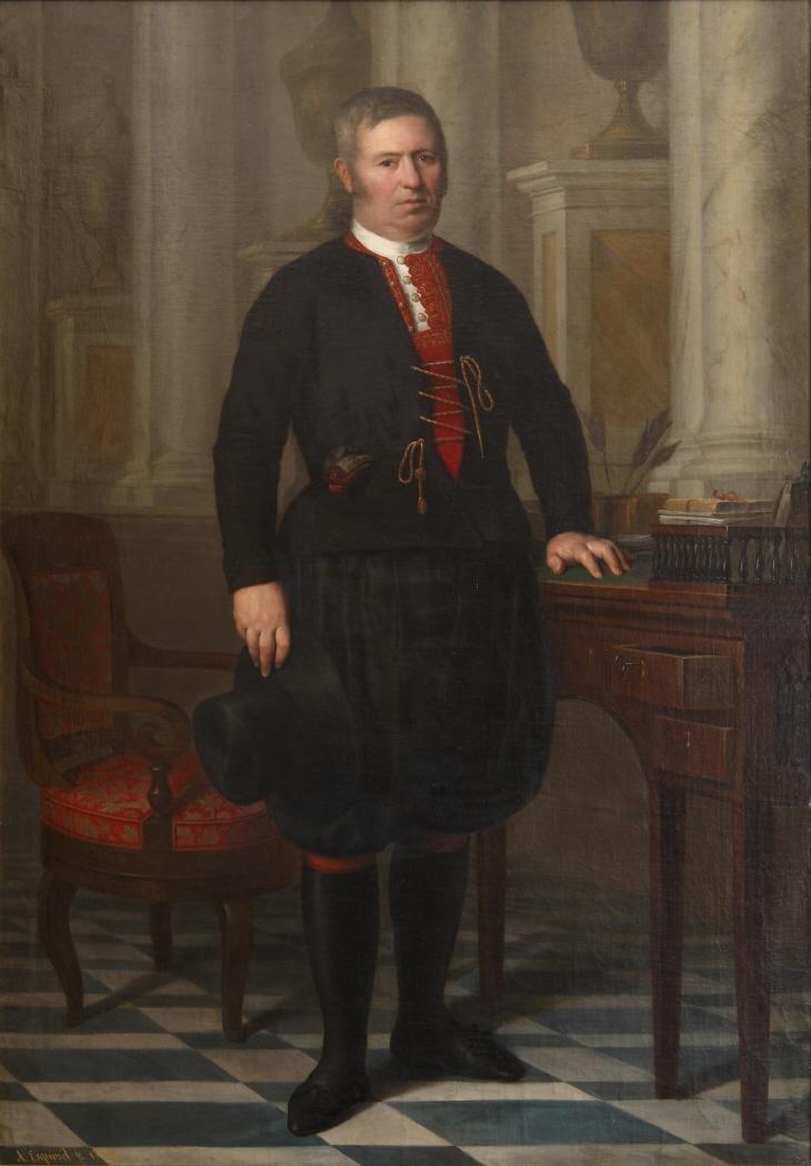 Santiago Alonso Cordero el Maragato (Museo del Romanticismo de Madrid).jpg
