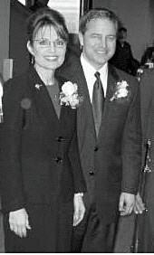 Palin with Lt. Governor Sean Parnell