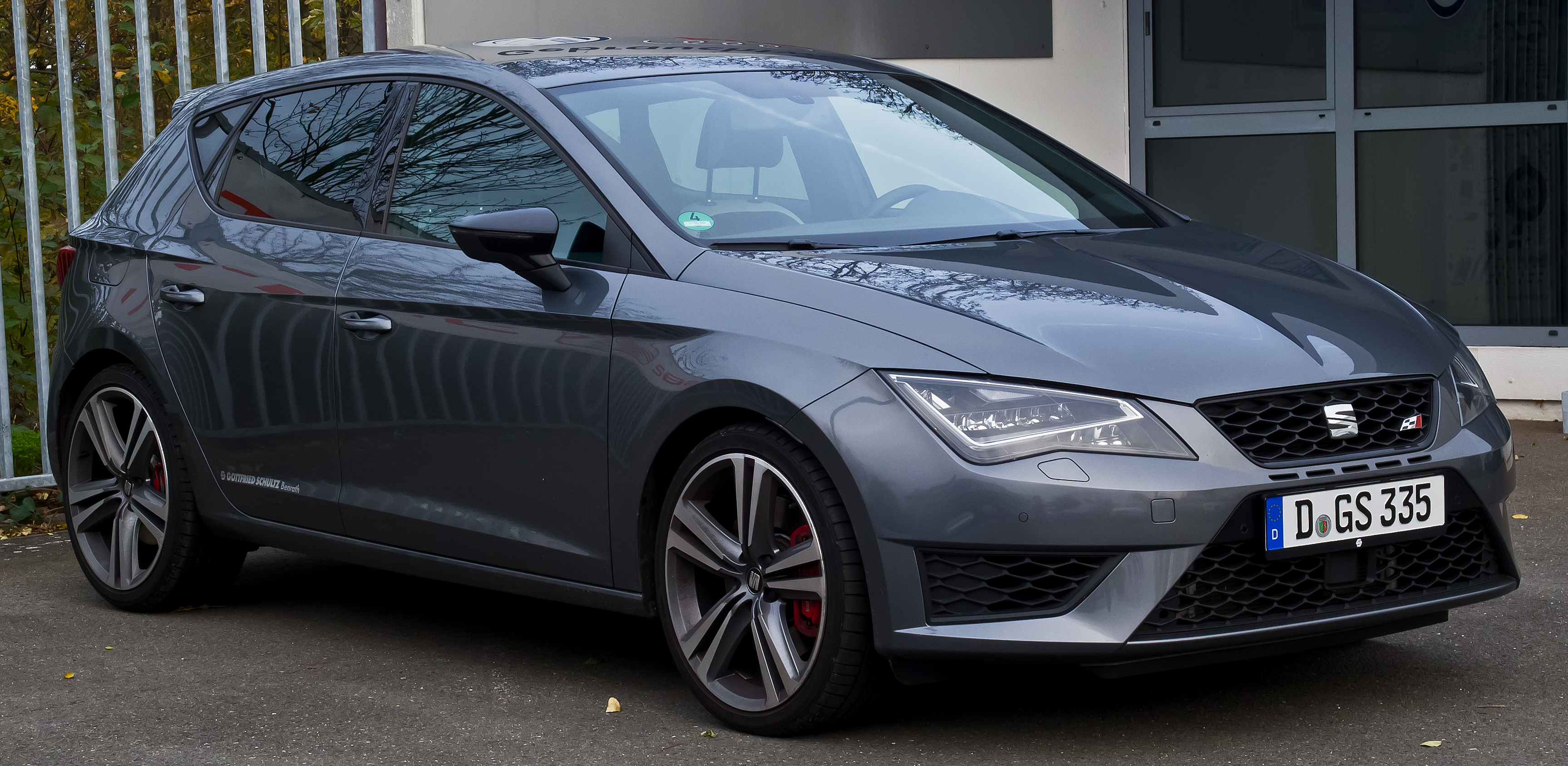 plik seat leon cupra 280 iii frontansicht 9 november 2014 d wikipedia. Black Bedroom Furniture Sets. Home Design Ideas