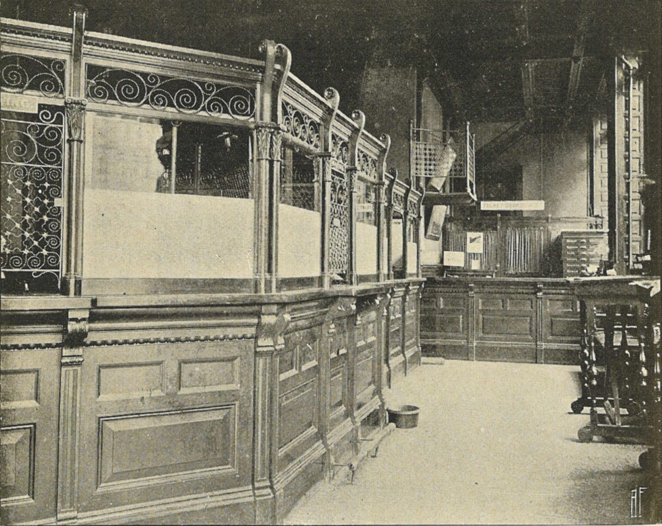 File seattle scandinavian american bank interior 1900 for Interieur 1900