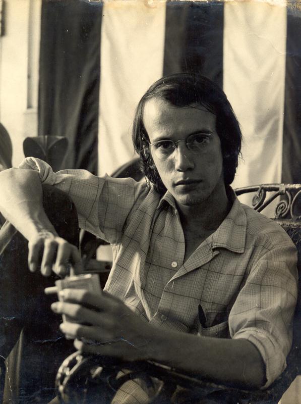 Silvio en 1969.