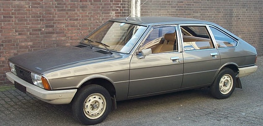 Dodge Alpine Simca_1307_GLS_1978