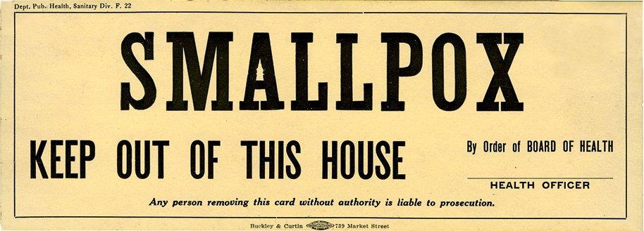 mallpoxquarantineorder,alifornia,c.1910